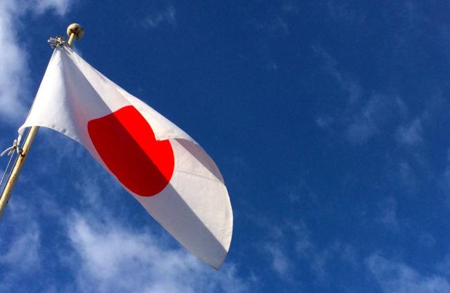祝日の国旗